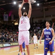 Telekom Baskets Bonn vs. Oberwart , Foto: J