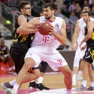 Filip Barovic / Telekom Baskets Bonn vs. Isaiah Philmore / Walter Tigers T