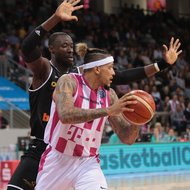 Julian Gamble / Telekom Baskets Bonn vs. BC Oostende , Basketball Champions LeagueFoto: J