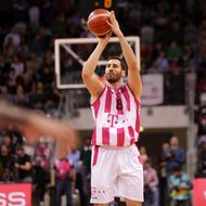 Nemanja Djurisic / Telekom Baskets Bonn vs. Besiktas Istanbul , Basketball Champions LeagueFoto: J