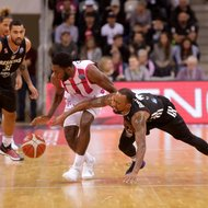 Ron Curry / Telekom Baskets Bonn vs. Besiktas Istanbul , Basketball Champions LeagueFoto: J