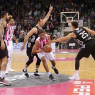 Malcom Hill / Telekom Baskets Bonn vs. Besiktas Istanbul , Basketball Champions LeagueFoto: J