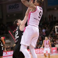 Julian Gamble / Telekom Baskets Bonn vs. Besiktas Istanbul , Basketball Champions LeagueFoto: J