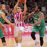 Anthony DiLeo / Telekom Baskets Bonn vs. Stelmet Zielona Gora , Basketball Champions LeagueFoto: J
