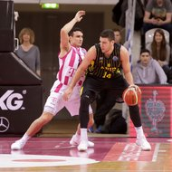 Anthony DiLeo / Telekom Baskets Bonn vs. Aris Saloniki , Basketball Champions LeagueFoto: J