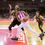 Julian Gamble / Telekom Baskets Bonn vs. Aris Saloniki , Basketball Champions LeagueFoto: J