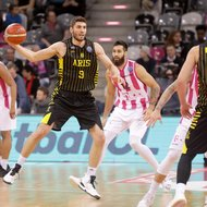 Telekom Baskets Bonn vs. Aris Saloniki , Basketball Champions LeagueFoto: J