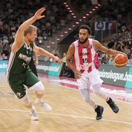 James Webb III / Telekom Baskets Bonn vs. Nanterre 92 , Basketball Champions League BCLFoto: J
