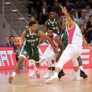 Josh Mayo / Telekom Baskets Bonn vs. Nanterre 92 , Basketball Champions League BCLFoto: J
