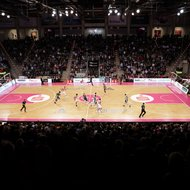 Telekom Dome Bonn - Telekom Baskets Bonn vs. Nanterre 92 , Basketball Champions League BCLFoto: J