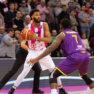 James Webb III / Telekom Baskets Bonn vs. Hapoel Holon , Basketball Champions LeagueFoto: J