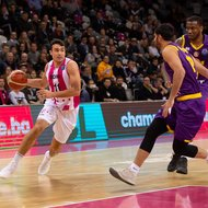 Anthony DiLeo / Telekom Baskets Bonn vs. Hapoel Holon , Basketball Champions LeagueFoto: J