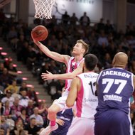 David Falkenstein / Telekom Baskets Bonn vs. Eisb
