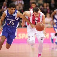 Anthony DiLeo / Telekom Baskets Bonn vs. Alba Fehervar , FIBA Europe CupFoto: J