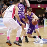 Telekom Baskets Bonn vs. Michael Stockton / / BG G