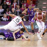 Yorman Polas Bartolo, James Webb III / Telekom Baskets Bonn vs. BG G