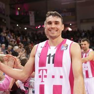 Anthony DiLeo / Telekom Baskets Bonn nach Sieg vs. BG G