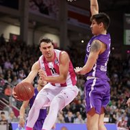 Anthony DiLeo / Telekom Baskets Bonn vs. BG G
