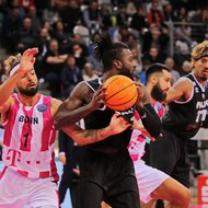 Telekom Baskets Bonn vs. PAOK Thessaloniki , Basketball Champions League Foto: J