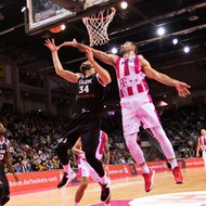 Bojan Subotic / Telekom Baskets Bonn vs. PAOK Thessaloniki , Basketball Champions LeagueFoto: J