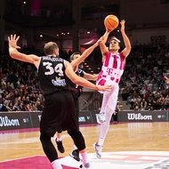 Anthony DiLeo / Telekom Baskets Bonn vs. PAOK Thessaloniki , Basketball Champions LeagueFoto: J