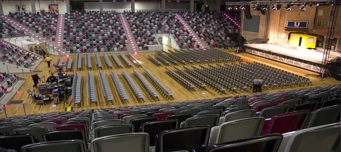 Telekom Dome Telekom Baskets Bonn